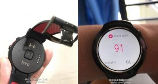 HTC / Under Armour Sport Smartwatch