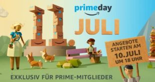 Amazon Prime Day Angebote (Bild: Amazon)