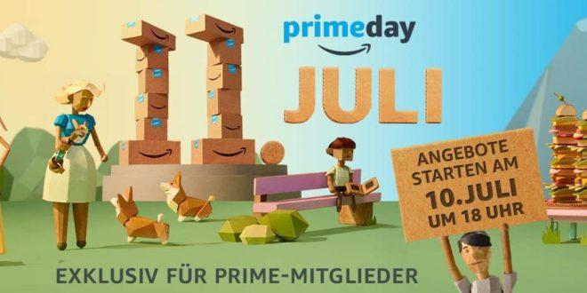 Amazon Prime Day Angebote (Bild: Amazon)
