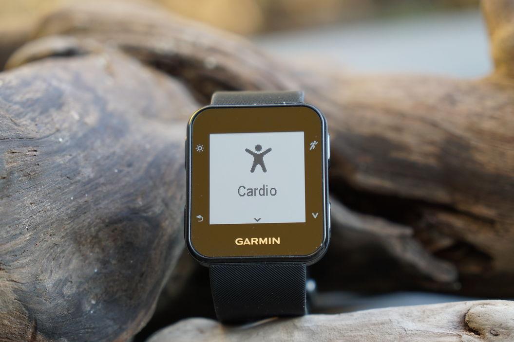Test Garmin Forerunner 35 - Fitness Modern