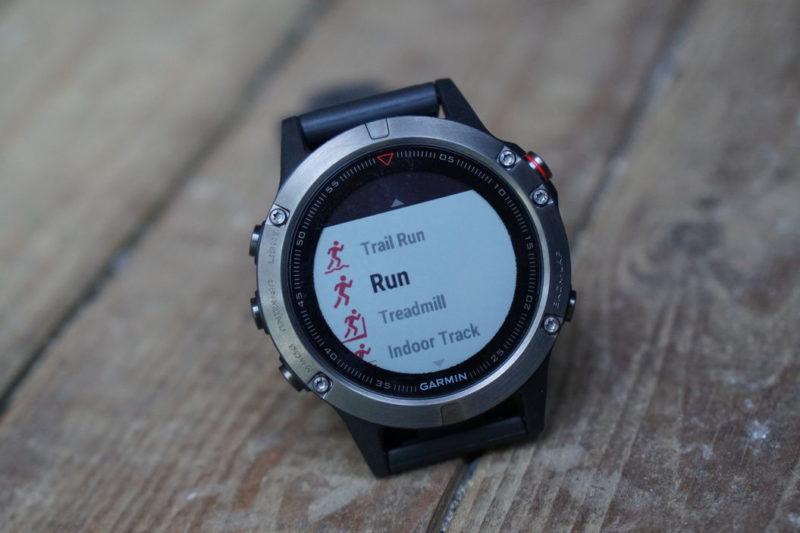 Garmin Fenix 5 Test: Laufen