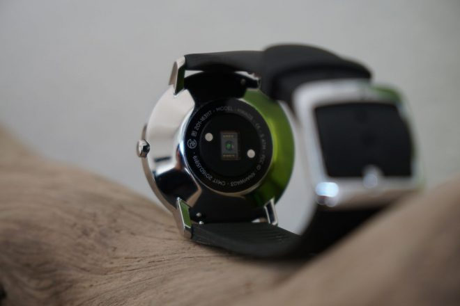Withings Steel HR Test: Pulsmesser