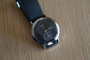 Withings Steel HR: Wecker
