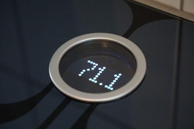 Fitbit Aria Test - Gewicht