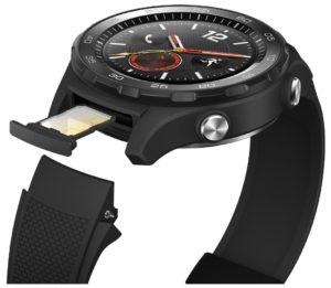 Huawei Watch 2 SIM (Quelle: Huawei)