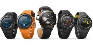 Huawei Watch 2 Familie (Quelle: Huawei)