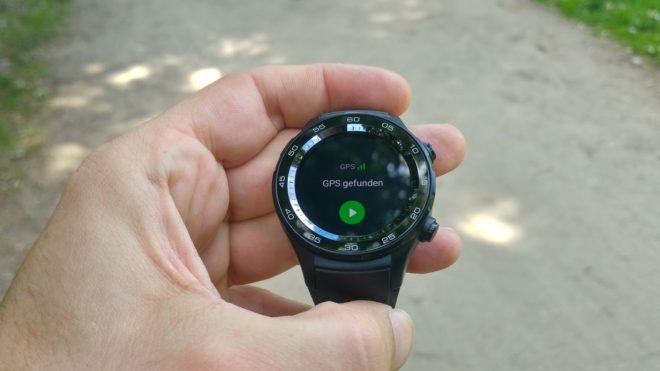 Huawei Watch 2 Test: Laufen