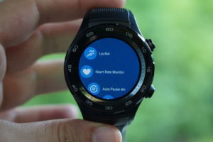 Huawei Watch 2 Runtastic