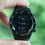 Huawei Watch 2 Lauftest