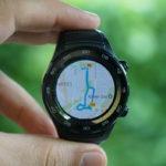 Huawei Watch 2 Strecke