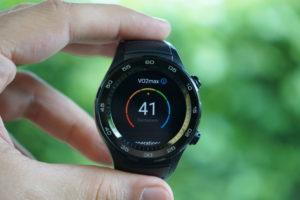 Huawei Watch 2 VO2max
