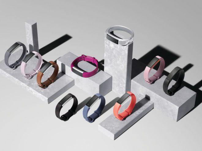 Fitbit Alta HR Varianten