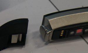 Alta HR Test: Armband tauschen