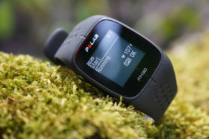 Polar M430 im Test: Display