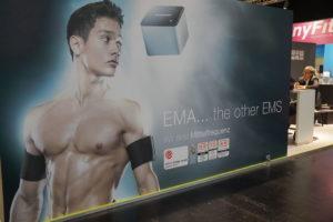 EMA EMS für Oberarme