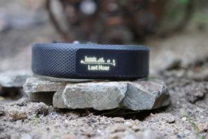 Bestes Fitness-Armband Platz 6: Garmin Vivosmart 3