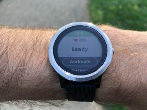 Vivoactive 3 GPS-ready