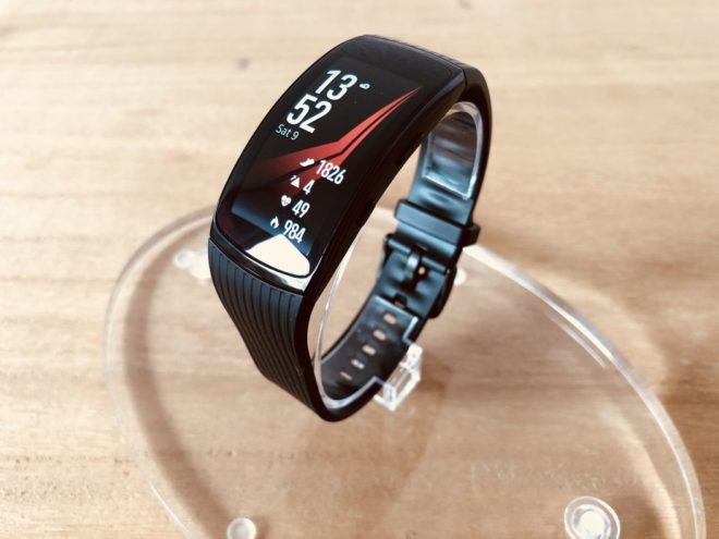 Samsung Gear Fit2 Pro Design