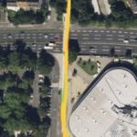 Apple Watch 3 Test: GPS Genauigkeit Brücke