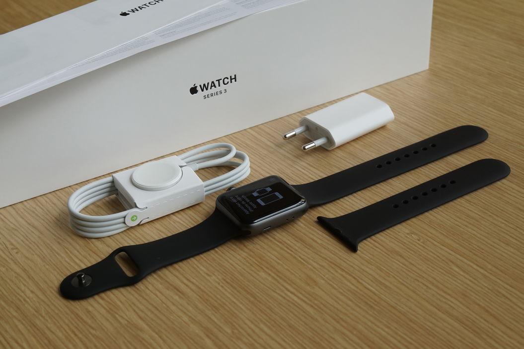 test apple watch 3 sport training praxis und mehr. Black Bedroom Furniture Sets. Home Design Ideas