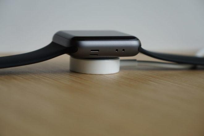 Apple Watch 3 aufladen