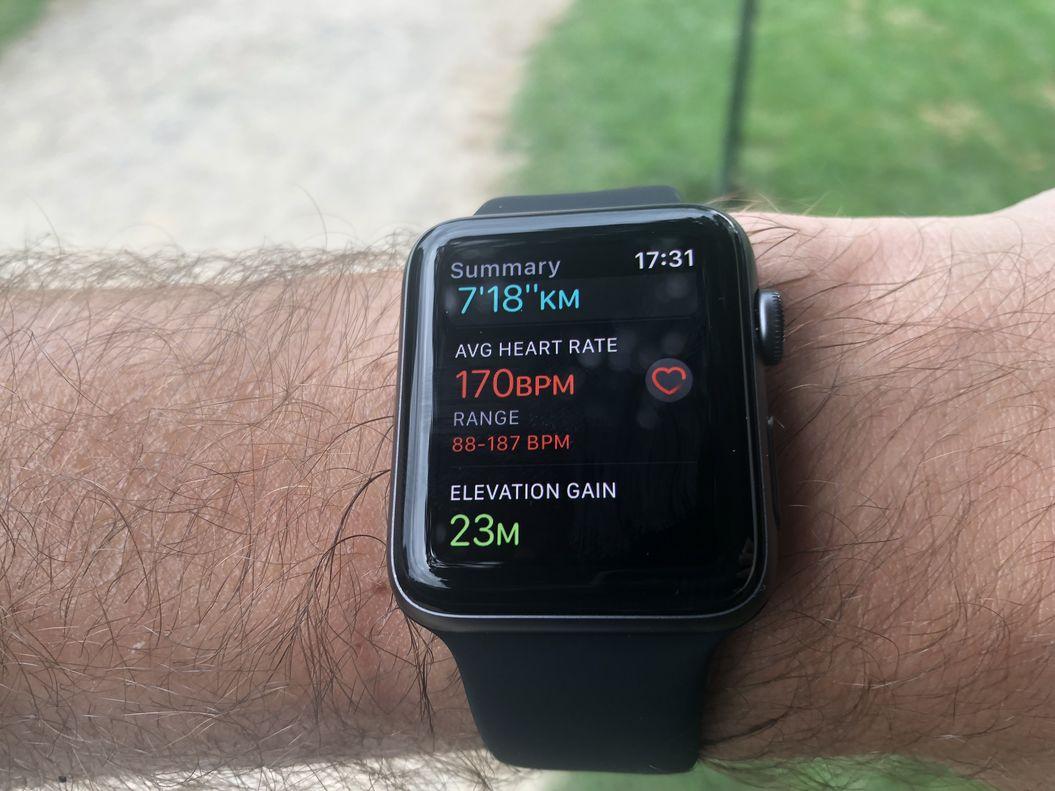 Apple Watch 3 Test
