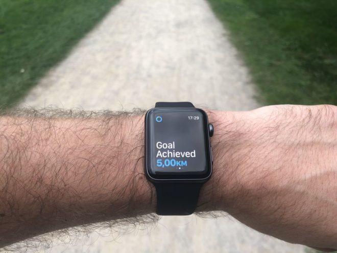 Apple Watch 3 Test: Ziel erreicht!