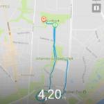 Band 2 Pro Test: Laufen