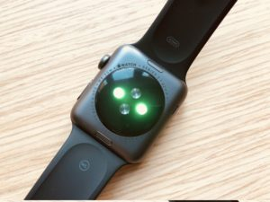 Apple Watch 3 Pulsmesser