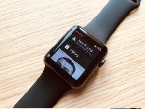 Apple Watch 3 Musik direkt von der Uhr abspielen