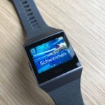 Fitbit Ionic Sport-Apps