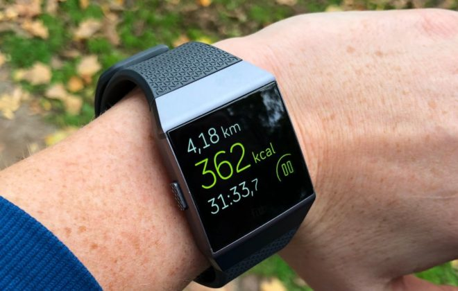 Fitbit Ionic Test