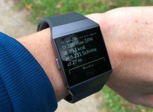 Fitbit Ionic Zusammenfassung