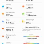 Huawei Fit Test Laufen