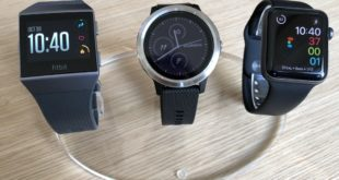Fitbit Ionic vs Garmin Vivoactive 3 vs Apple Watch 3