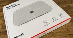Huawei Body Fat Scale Test