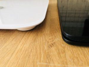 Huawei Body Fat Scale vs Wihtins/Nokia Body Cardio