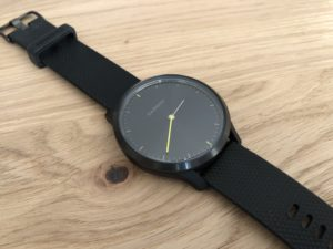 Test Garmin Vivomove HR