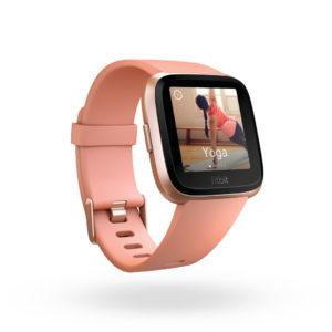 Fitbit Versa Display (Bild: Fitbit)