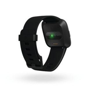 Fitbit Versa Pulsmesser (Bild: Fitbit)