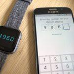 Fitbit Versa App Kopplung