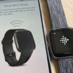 Fitbit Versa WLAN Kopplung