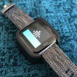 Fitbit Versa Ladestation