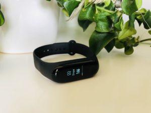 Bestes Fitness-Armband Platz : Xiaomi Mi Band 3