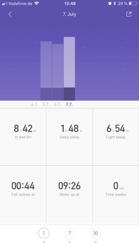 Xiaomi Mi Band 3 Test: Was der Tracker wirklich kann