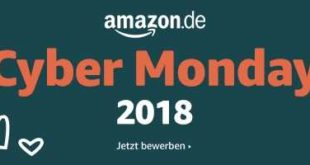 Amazon Black Friday & Cyber Monday 2018 (Bild: Amazon)