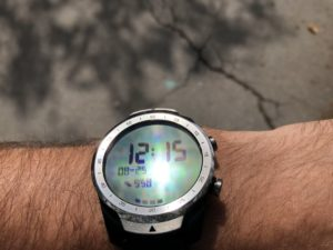 Mobvoi Ticwatch Pro FSTN Display