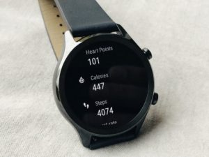 Mobvoi TicWatch C2 Test: Step Workout
