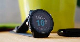 Garmin Forerunner 245 Test