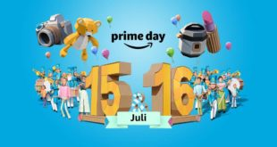 Amazon Prime Day 2019 (Bild: Amazon)